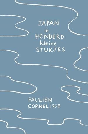 Gesigneerd exemplaar Japan in honderd kleine stukjes