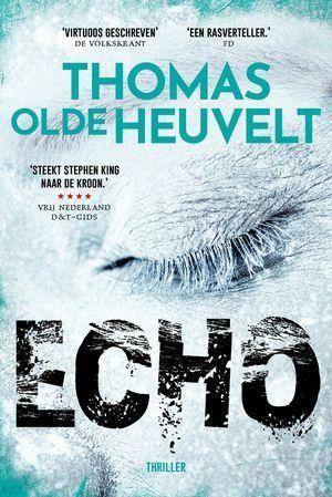 Gesigneerd exemplaar Echo
