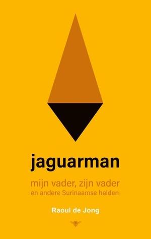 Jaguarman - Gesigneerde editie met opdracht