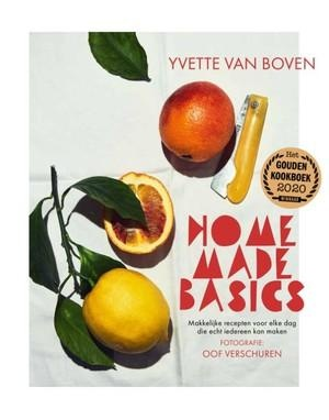 Gesigneerde editie Home Made Basics
