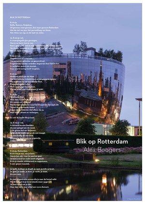 Blik op Rotterdam