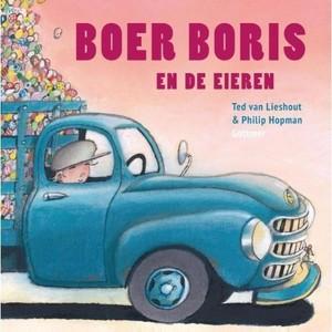 Boer Boris en de Eieren - Gesigneerde Editie