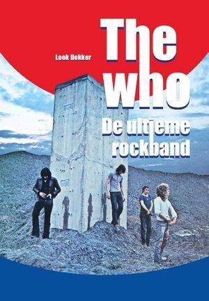 The Who - gesigneerde editie met persoonlijke opdracht