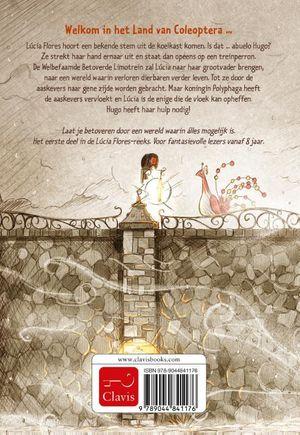 Lùcia Flores en de vloek van de aaskevers - gesigneerde editie