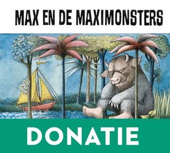 Donatie aan Stichting Jarige Job - Max en de Maximonsters