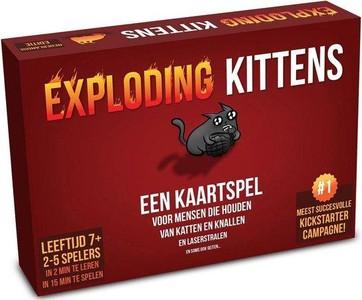 Exploding Kittens NL Editie