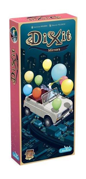 Dixit Mirrors expansie refresh