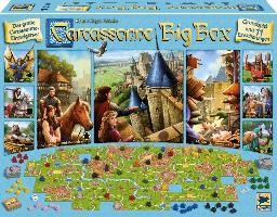 Carcassonne, Big Box 2017