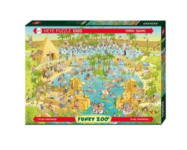 Puzzel Nile Habitat 1000 stukjes