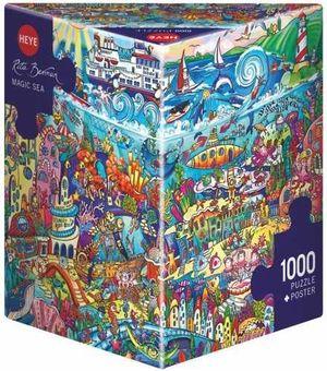 Puzzel Magic Sea 1000 stukjes