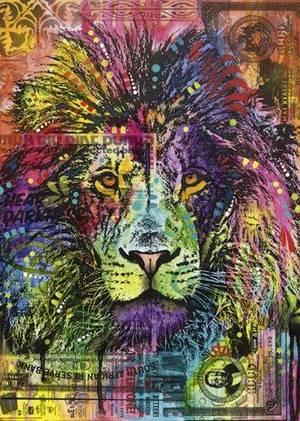 Puzzel Lion's Heart 2000 stukjes