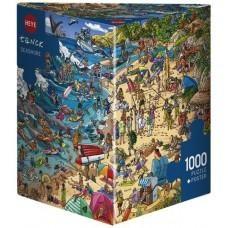 Puzzel Seashore 1000 stukjes