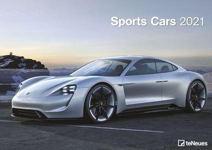 Sports Cars - Sportauto's Kalender 2021
