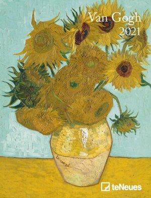 Van Gogh Deluxe Weekagenda 2021