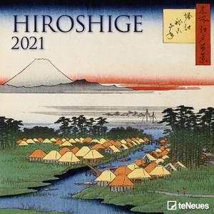 Hiroshige Kalender 2021