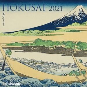 Hokusai Kalender 2021