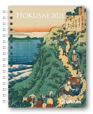 Hokusai Deluxe Weekagenda 2021