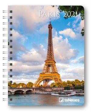 Paris - Parijs Deluxe Weekagenda 2021