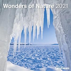 Wonders of Nature - Wonderen der Natuur Kalender 2021
