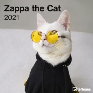 Zappa the Cat - Zappa de Kat Kalender 2021