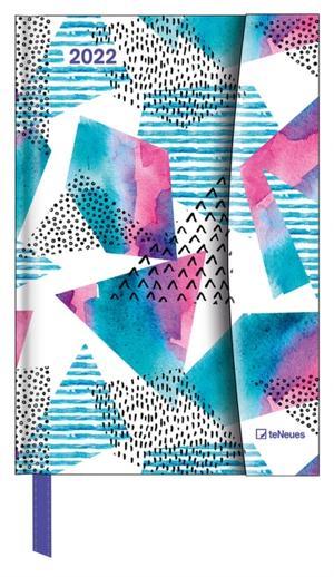 Watercolours 2022 - Diary - 10x15