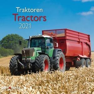 Tractors - Tractoren Kalender 2021