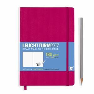 Leuchtturm A5 Sketch Book Medium Purple Hardcover