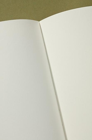 Semikolon Heritage Line Gastenboek - Moss