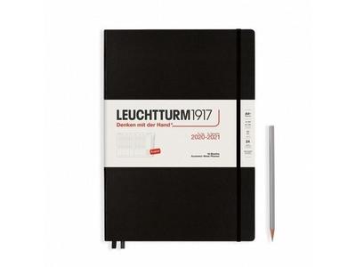 Leuchtturm Academic Week Planner A4 Master 18 maanden 2020-2021