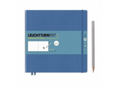 Leuchtturm Square Sketch Book Denim Hardcover