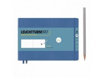 Leuchtturm A5 Landscape Sketch Book Medium Denim Hardcover