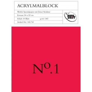 AMI Acrylverfblok 24 x 32 cm