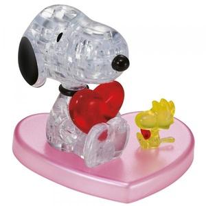 Crystal Puzzel Snoopy in Love 35 stukjes