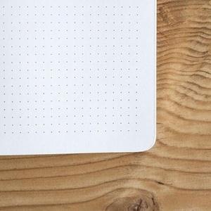 Artebene A6 Notitieboek Roze Paars Dotted