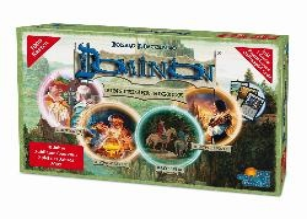 Dominion Einsteiger-Bigbox. (Basisspiel 2. Edition + Gilden + Mixbox + Promo)