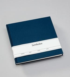 Semikolon Heritage Line Gastenboek - Marine