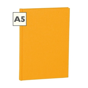 Semikolon Classic A5 Hardcover Sun Blanco Notebook