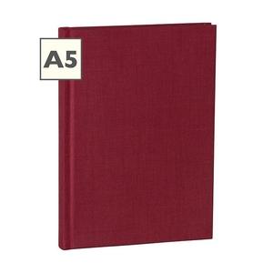 Semikolon Classic A5 Hardcover Burgundy Blanco Notebook