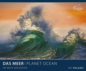 Planet Ocean Palazzi Premium Kalender 2021