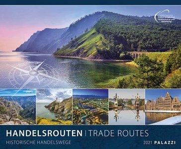 Trade Routes - Handelsroutes Palazzi Premium Kalender 2021
