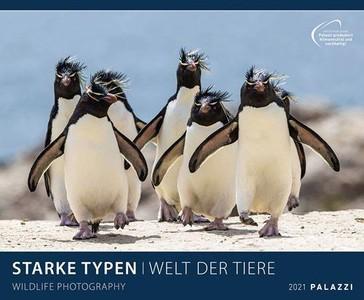 Wildlife Photography - Wildfotografie Palazzi Premium Kalender 2021