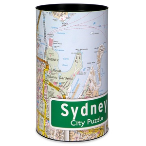 Sydney city puzzle