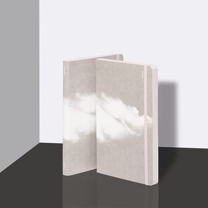 Nuuna Cloud M Rose Notebook
