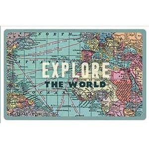 Moneyguard Pashouder Wereldkaart