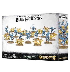 Daemons of Tzeentch - Blue Horrors