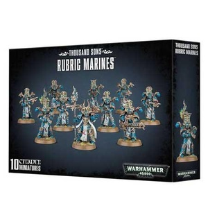 Thousand Sons Rubric Marines