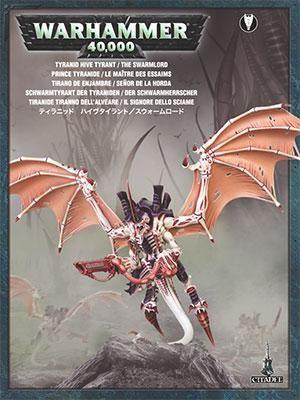 Warhammer 40,000 - Tyranid Hive Tyrant/The Swarmlord