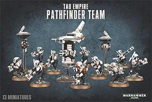 Warhammer 40,000 - Pathfinder Team
