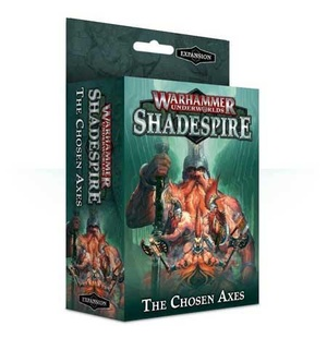 Shadespire - The Chosen Axes