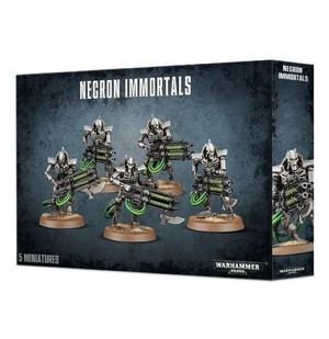 Necrons Immortals